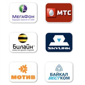 Операторы сотовой связи Васильево