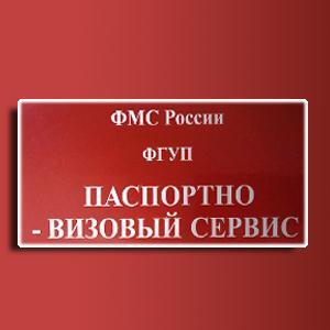 Паспортно-визовые службы Васильево